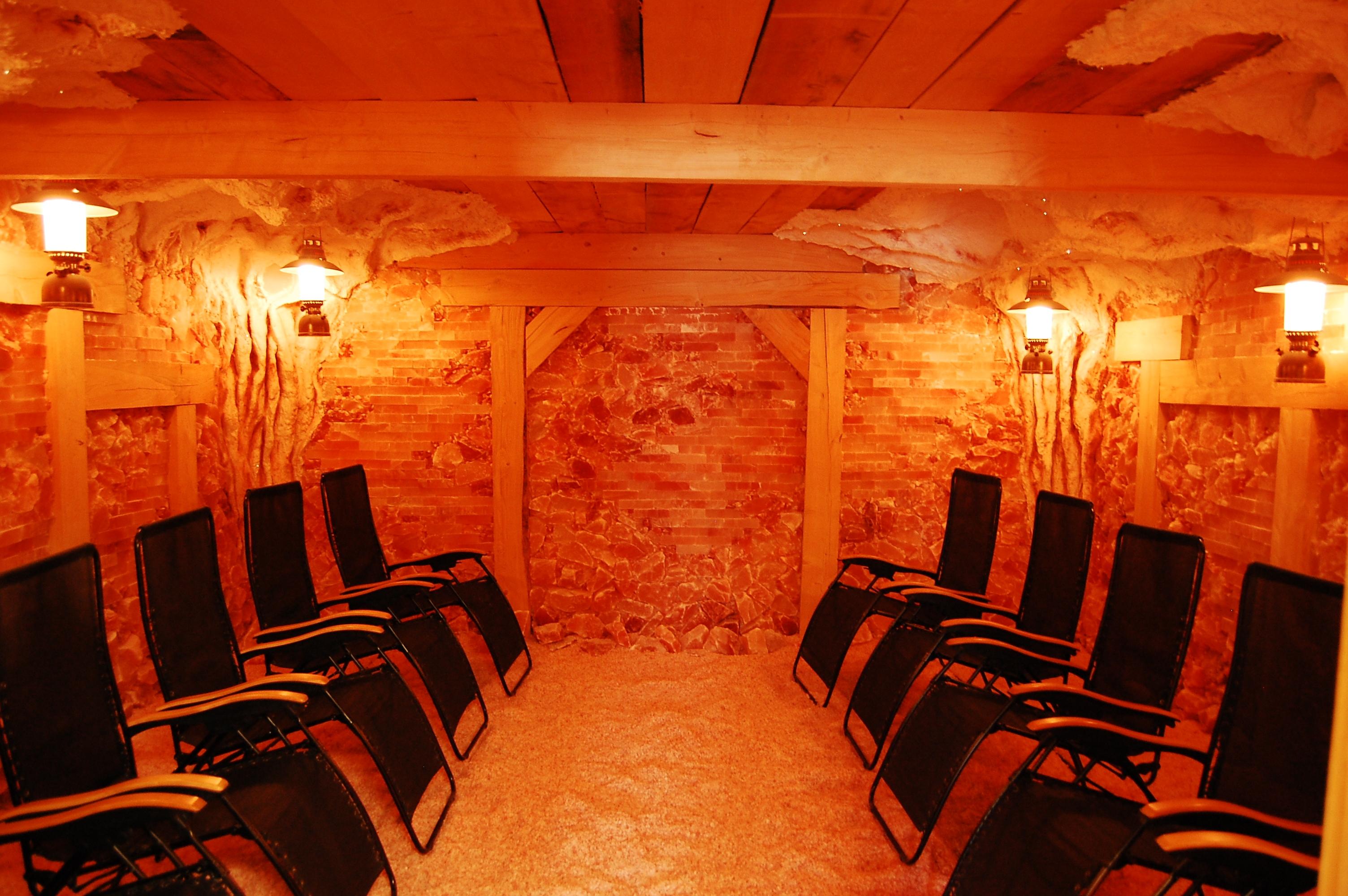 Salt Cave Ashley M Heidi Carter